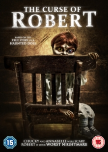 The Curse of Robert, DVD DVD