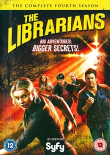 The Librarians: The Complete Fourth Season, DVD DVD