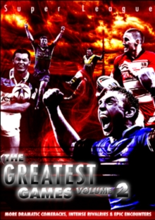 Super League: The Greatest Games - Volume 2, DVD  DVD