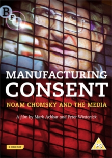 Manufacturing Consent - Noam Chomsky and the Media, DVD  DVD