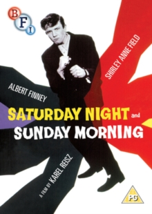 Saturday Night and Sunday Morning, DVD  DVD