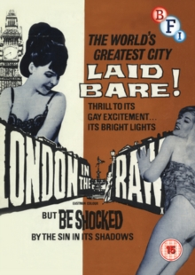 London in the Raw, DVD  DVD