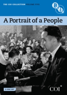 COI Collection: Volume 5 - Portrait of a People, DVD  DVD