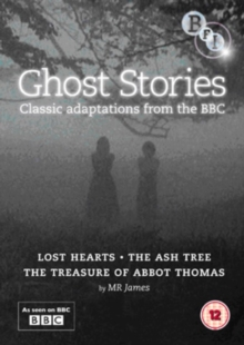 Ghost Stories: Volume 3, DVD  DVD
