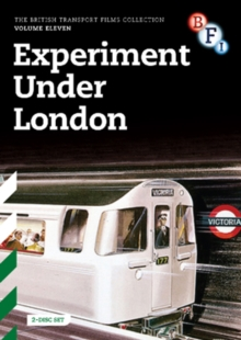British Transport Films: Collection 11 - Experiment Under London, DVD  DVD