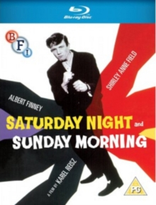 Saturday Night and Sunday Morning, Blu-ray BluRay