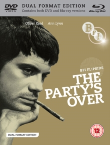 The Party's Over, Blu-ray BluRay