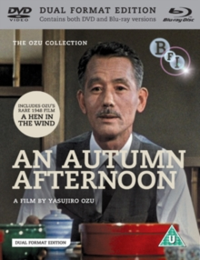An  Autumn Afternoon, DVD DVD