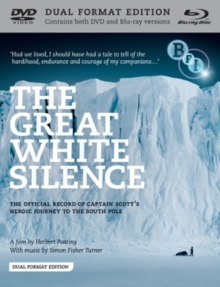 The Great White Silence, Blu-ray BluRay