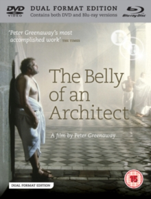 The Belly of an Architect, DVD DVD