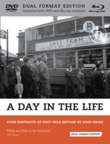 A   Day in the Life - Four Portraits of Post-war Britain, DVD DVD