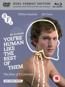 You're Human Like the Rest of Them, Blu-ray  BluRay