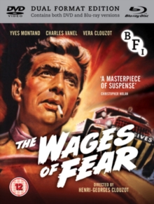 The Wages of Fear, DVD DVD