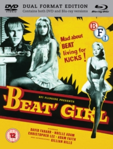 Beat Girl, Blu-ray BluRay