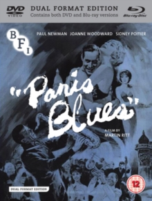 Paris Blues, Blu-ray BluRay
