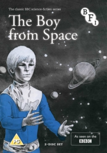 The Boy from Space, DVD DVD