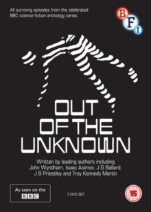 Out of the Unknown, DVD  DVD