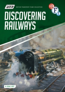 British Transport Films Collection: Discovering Railways, DVD  DVD