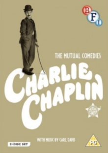 Charlie Chaplin: The Mutual Comedies, DVD  DVD