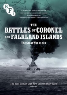 The Battles of Coronel and Falkland Islands, DVD DVD