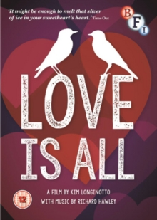 Love Is All, DVD  DVD