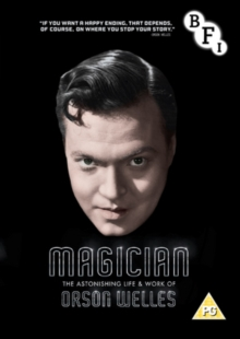 Magician - The Astonishing Life and Work of Orson Welles, DVD  DVD