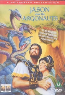 Jason and the Argonauts, DVD  DVD
