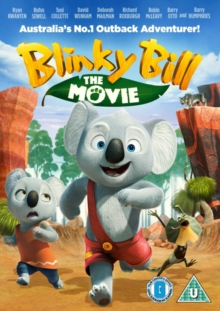 Blinky Bill the Movie, DVD DVD