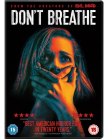 Don't Breathe, DVD DVD