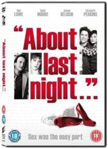 About Last Night, DVD  DVD