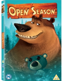 Open Season, DVD  DVD