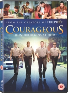 Courageous, DVD  DVD