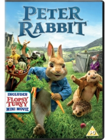 Peter Rabbit, DVD DVD