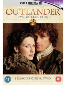 Outlander: Seasons One & Two, DVD DVD