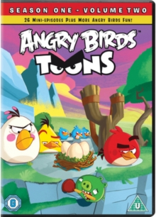 Angry Birds Toons: Season One - Volume Two, DVD DVD