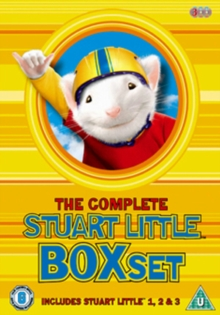 Stuart Little 1-3, DVD  DVD