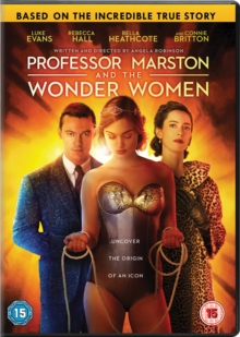 Professor Marston and the Wonder Women, DVD DVD
