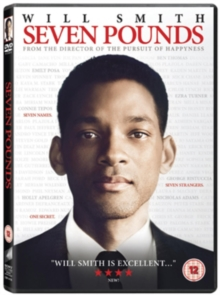 Seven Pounds, DVD  DVD