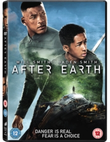 After Earth, DVD  DVD