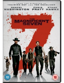 The Magnificent Seven, DVD DVD