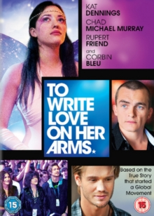 To Write Love On Her Arms, DVD  DVD