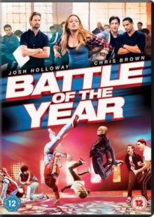 Battle of the Year: The Dream Team, DVD  DVD