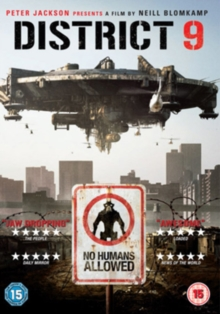 District 9, DVD  DVD