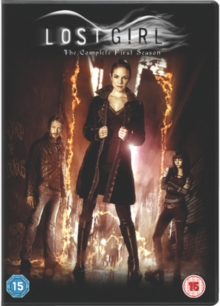 Lost Girl: The Complete First Season, DVD  DVD