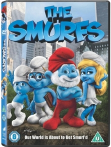 The Smurfs, DVD DVD