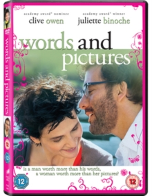 Words and Pictures, DVD  DVD