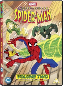 The Spectacular Spider-Man: Volume 2, DVD DVD