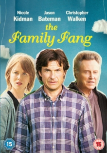 The Family Fang, DVD DVD