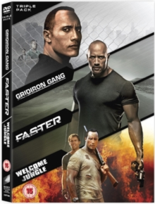 Faster/Gridiron Gang/Welcome to the Jungle, DVD  DVD
