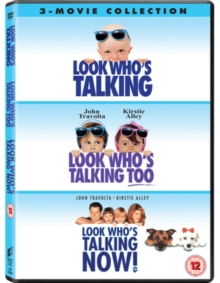 Look Who's Talking/Look Who's Talking Too/Look Who's Talking Now!, DVD  DVD